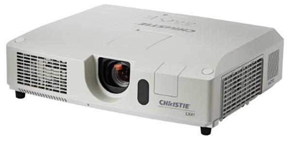 Christie LX41 Projector