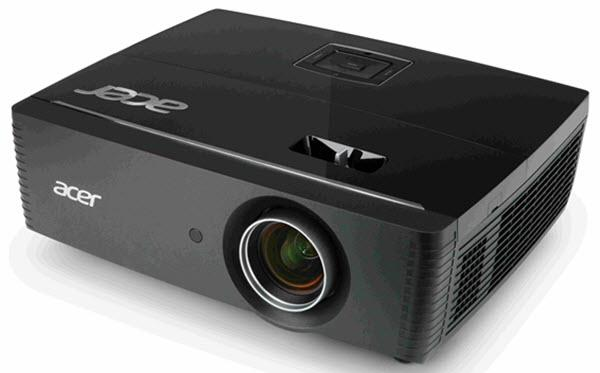 Acer P7215 Projector