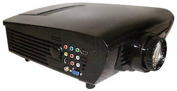 Digital Galaxy Dream Land DG-737 LED Projector
