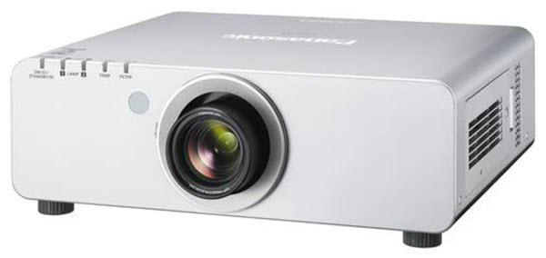 Panasonic PT-DZ770US Projector