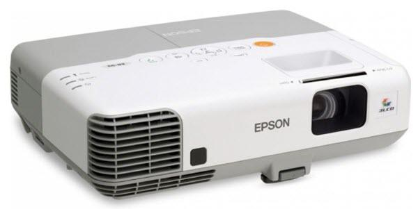 Epson Europe EB-93H Projector