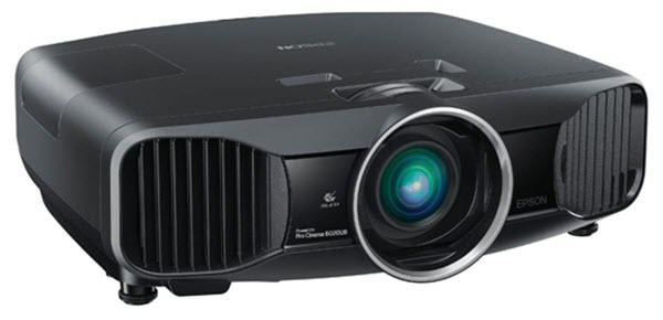 Epson PowerLite Pro Cinema 6020UB Projector