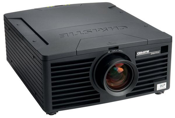 Christie DHD775-E Dual Lamp Projector
