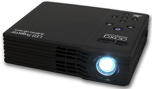 AAXA LED Showtime 3D Projector
