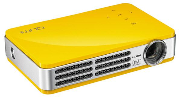 Vivitek Qumi Q5 Yellow Projector