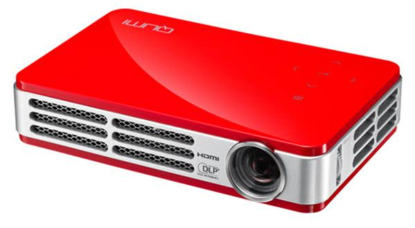 Vivitek Qumi Q5 Red Projector