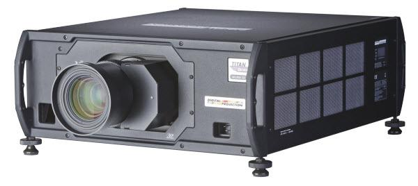 Digital Projection TITAN 1080p 800 3D Projector
