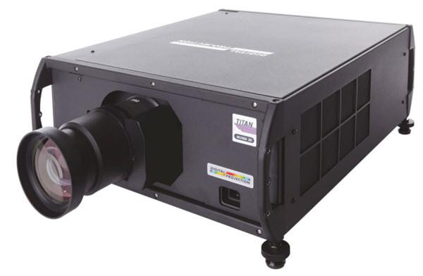 Digital Projection TITAN WUXGA 800 3D Projector