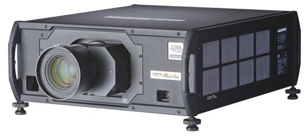 Digital Projection TITAN 1080p Quad 2000 3D Projector