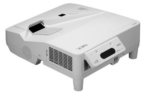 NEC UM330Wi-WK1 Projector
