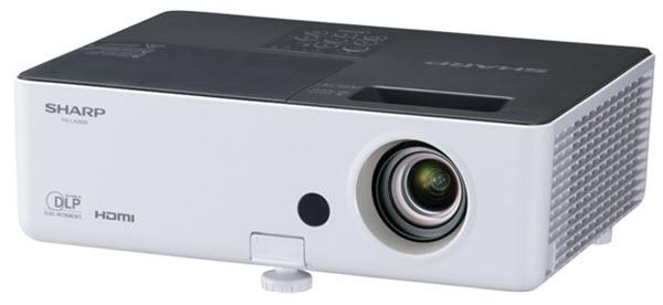 Sharp PG-LW3500 Projector