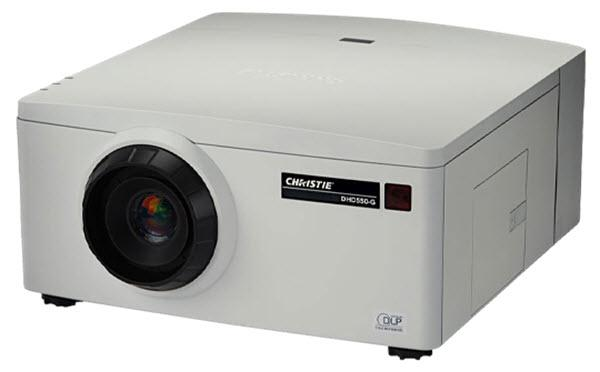 Christie DHD550-G Projector