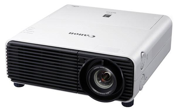 Canon REALiS WUX450 Projector