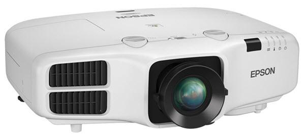 Epson PowerLite 4650 Projector