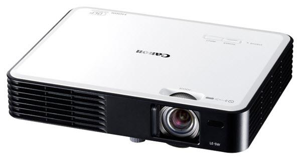 Canon LE-5W WH Projector