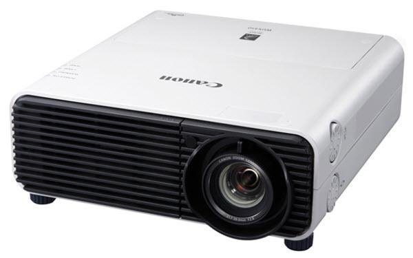 Canon REALiS WUX450 D Projector