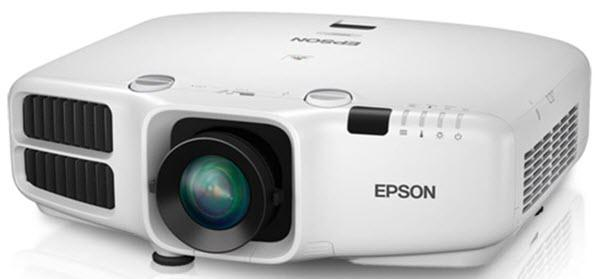 Epson Pro G6050W Projector