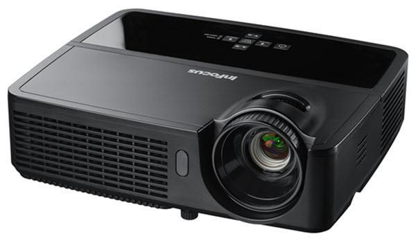 InFocus IN2124Z Projector