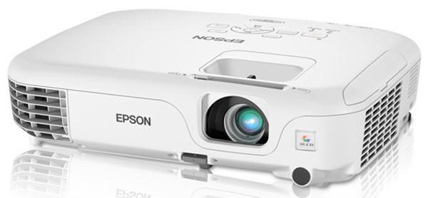 Epson PowerLite Home Cinema 500 Silver Edition Projector
