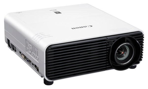 Canon REALiS WX520 Projector