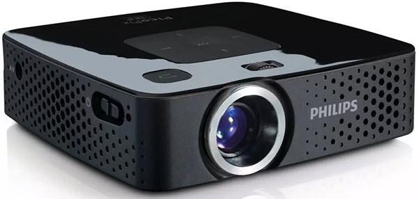 Philips PicoPix PPX3407 Projector