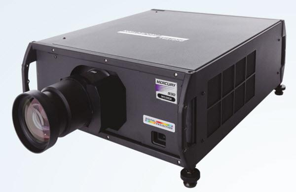Digital Projection Mercury 930 WUXGA 3D Projector