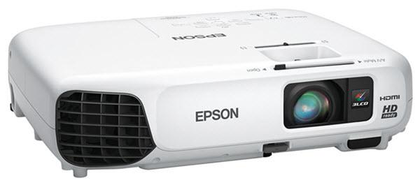 Epson PowerLite Home Cinema 725HD Projector