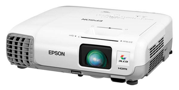 Epson PowerLite 965 Projector