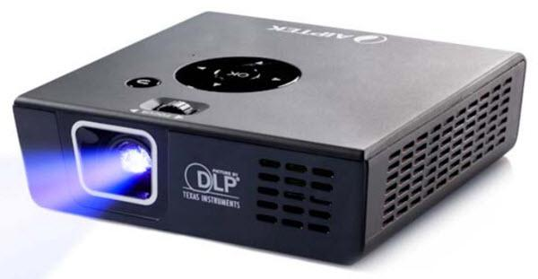 Aiptek PocketCinema V100 Projector