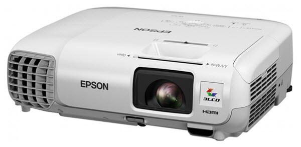 Epson Europe EB-S17 Projector