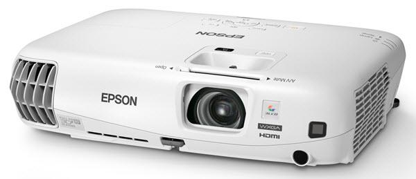 Epson Europe EB-W16 Projector