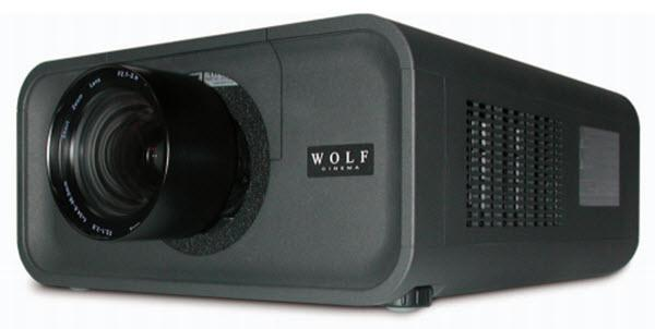 Wolf Cinema DCD-450FD Projector