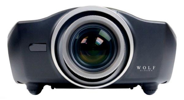 Wolf Cinema SDC-25 Projector