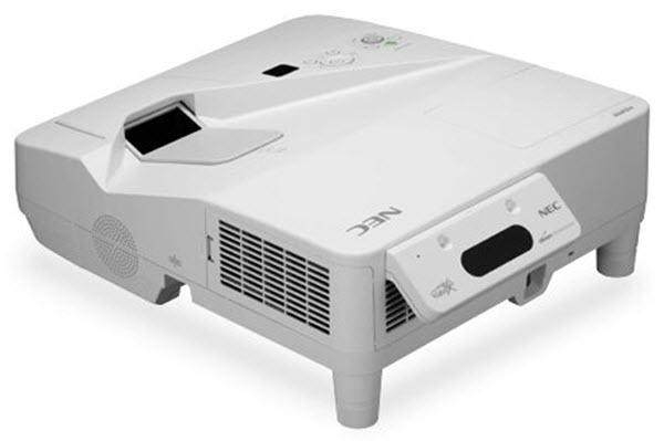 NEC UM330Wi-WK Projector