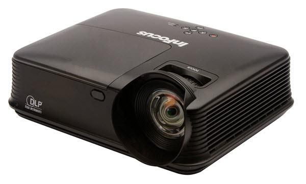 InFocus IN122ST Projector
