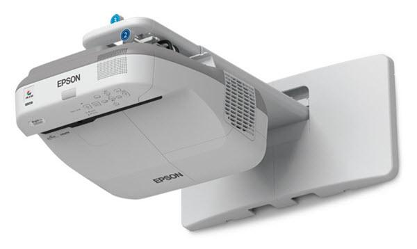 Epson BrightLink 585Wi Projector