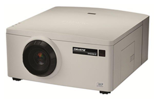 Christie DWU600-G Projector