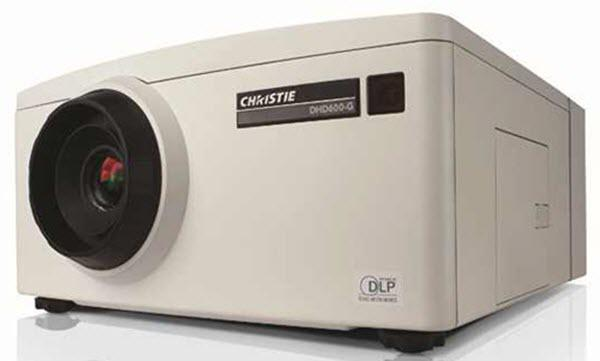 Christie DHD600-G Projector