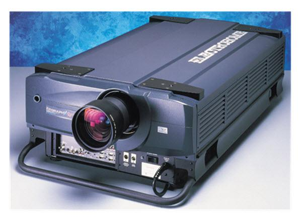 Electrohome VistaGRAPHX 10K Roadie Projector