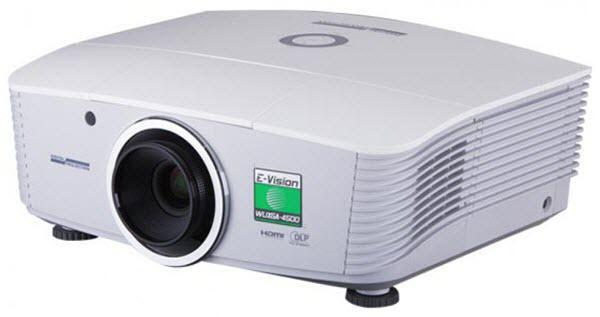 Digital Projection E-Vision WUXGA 4500 Projector