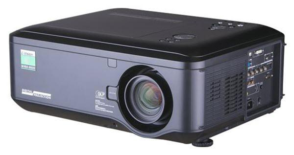 Digital Projection E-Vision WXGA 6500 Projector