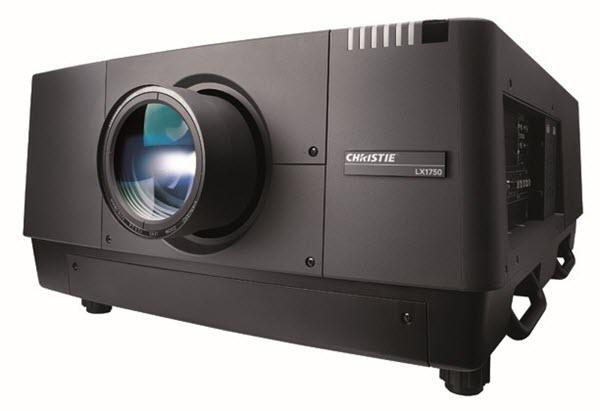 Christie LX1750 Projector