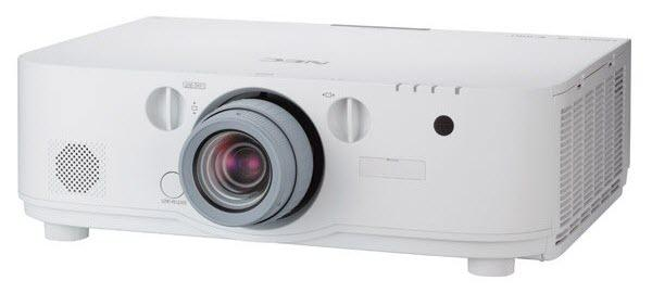 NEC PA672W-13ZL Projector