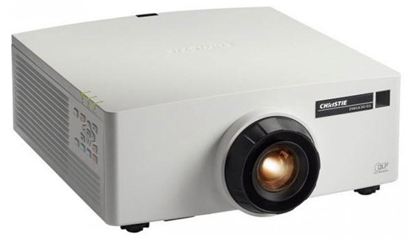Christie DHD555-GS White Projector