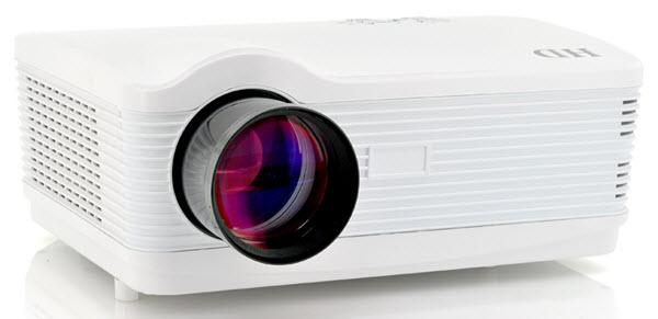 Chinavasion DroidBeam White Projector