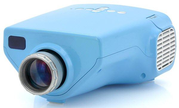Chinavasion MiniView Blue Projector