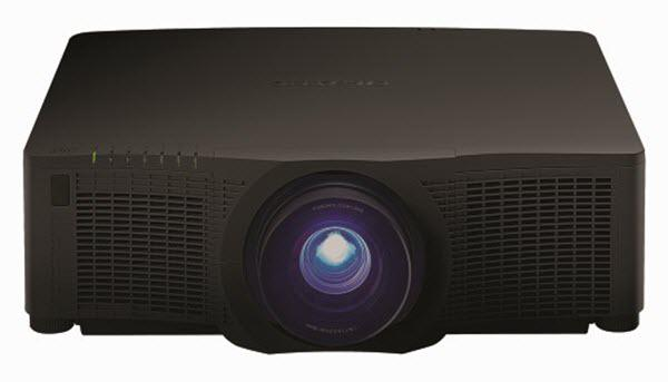 Christie DWU851-Q Black Projector