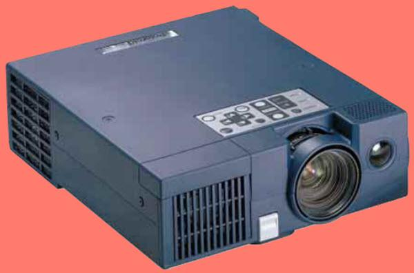 Polaroid Polaview 350 Projector