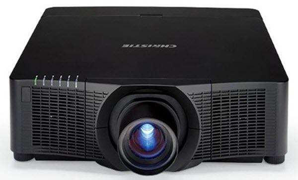 Christie LWU601i-D Black Projector