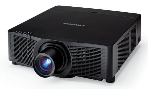 Christie LWU701i-D Black Projector